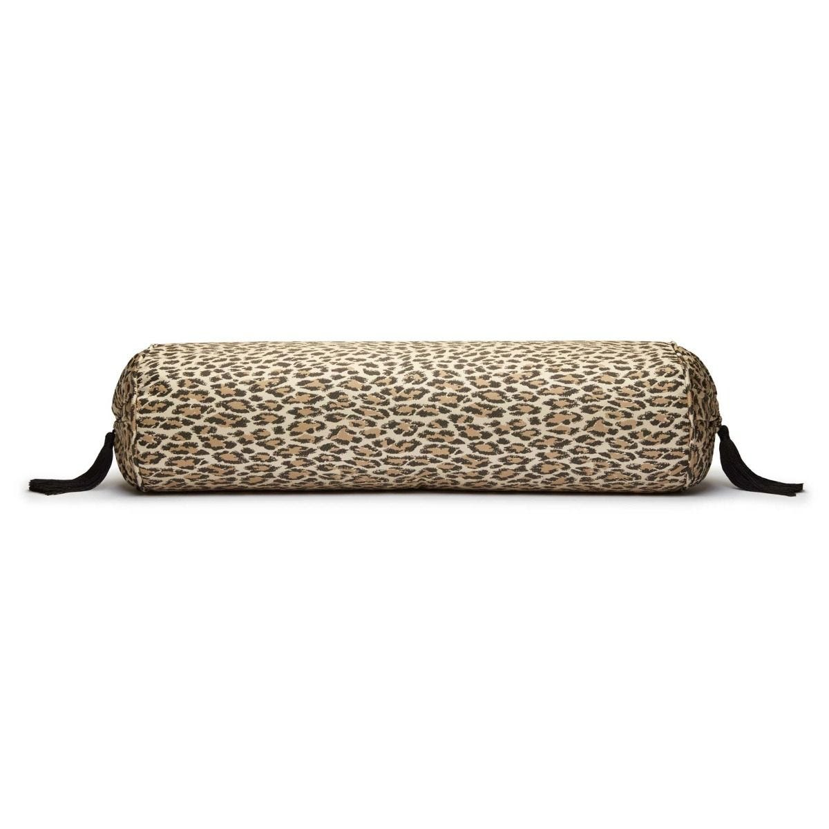 Wild Card Jacquard Bolster Pillow