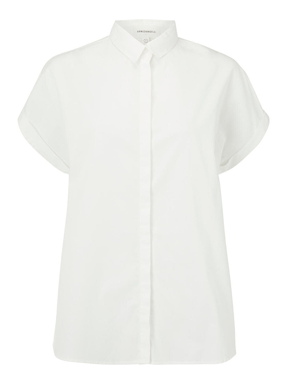 Zonjaa Blouse in White