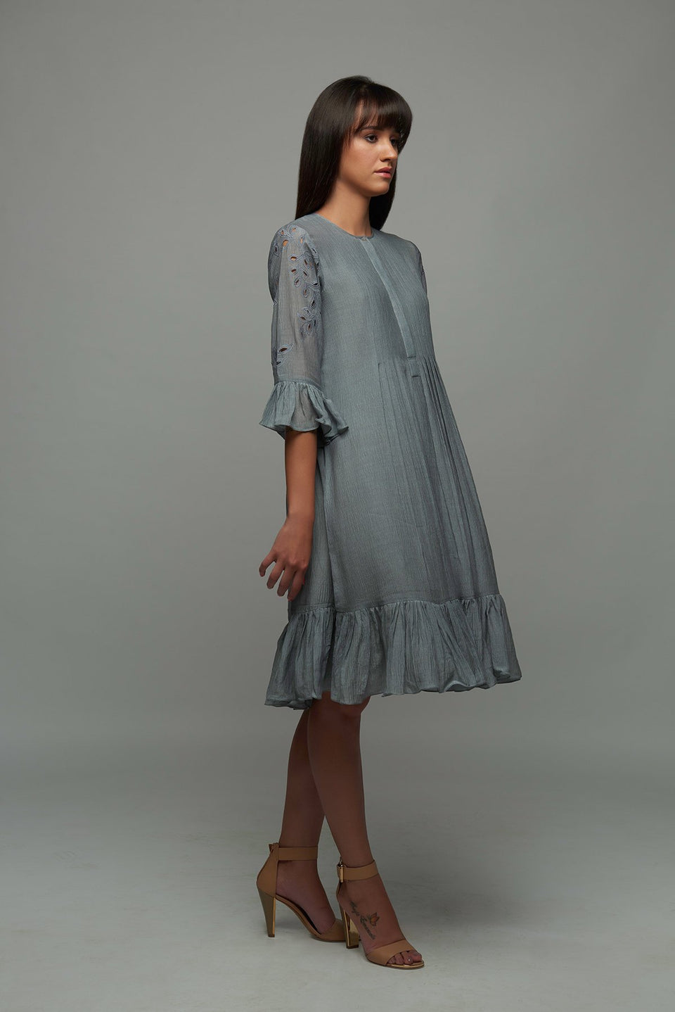 The Cloud Dress in Grey