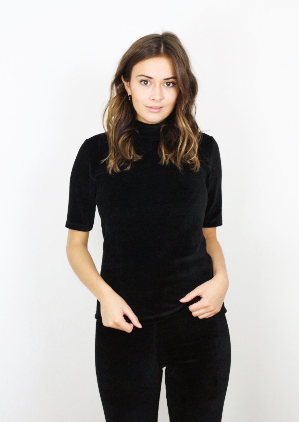 Margo Top in Black