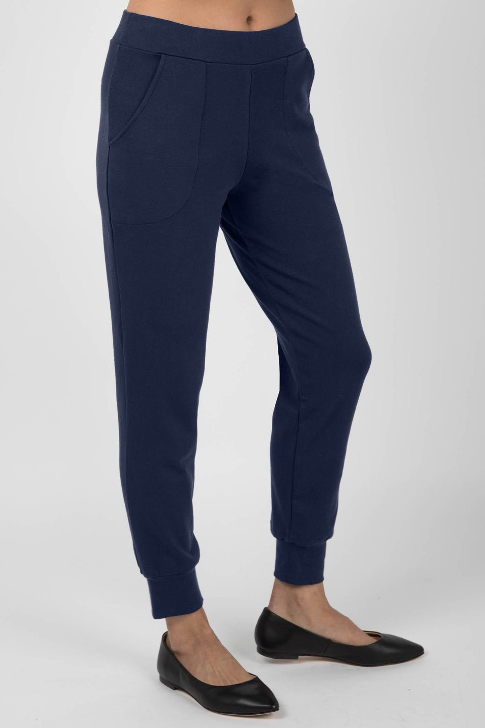 Jogger Pant in Summer Navy