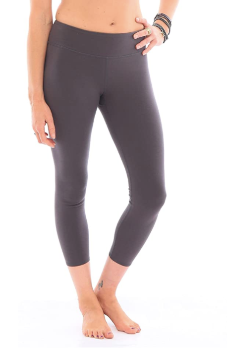 Wren Leggings in Battleship Grey