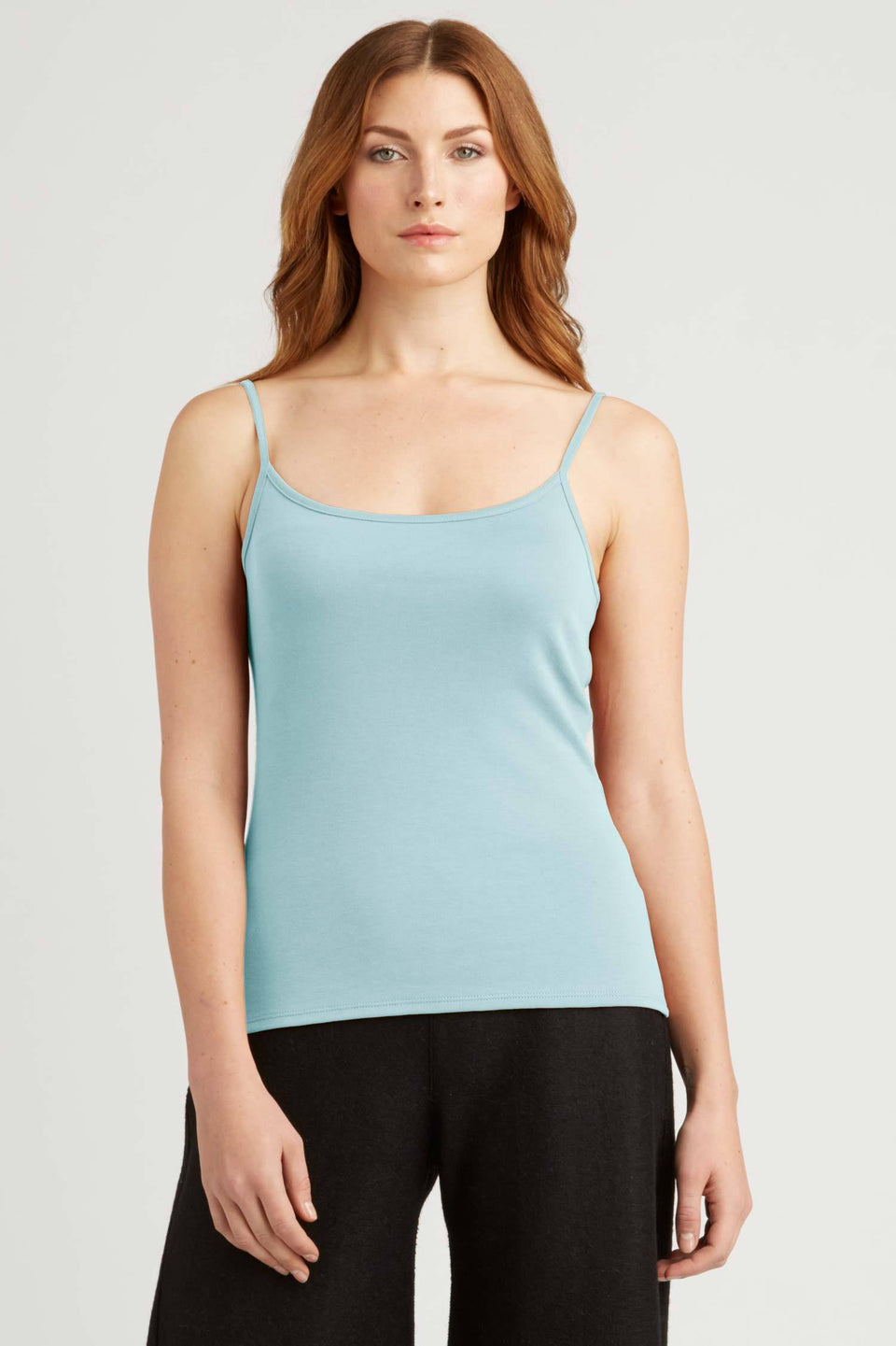 Essential Camisole in Sky Blue