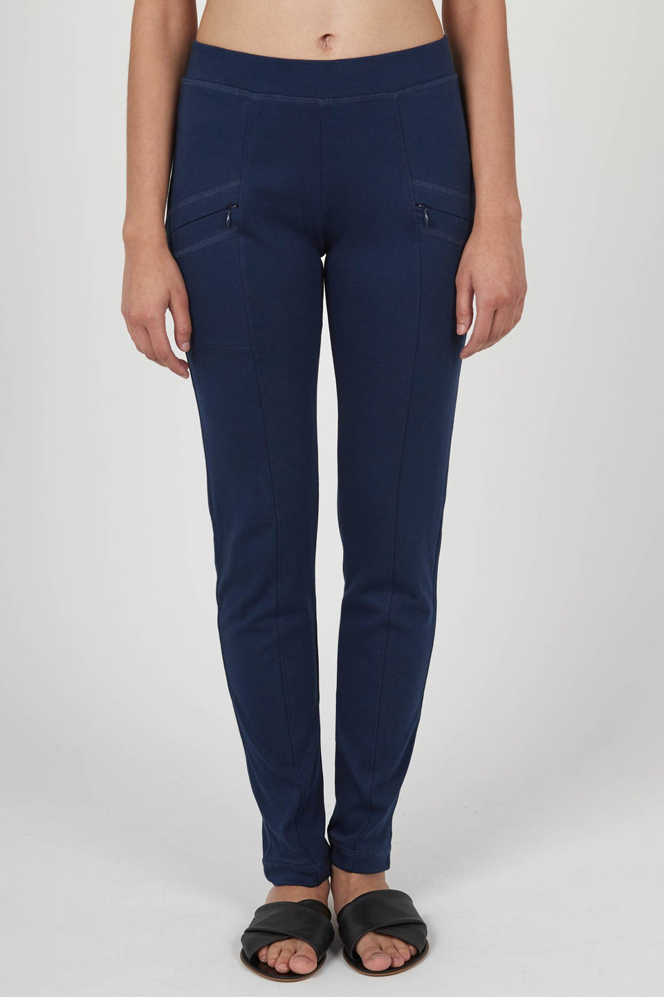 Essential Riding Pant in Navy