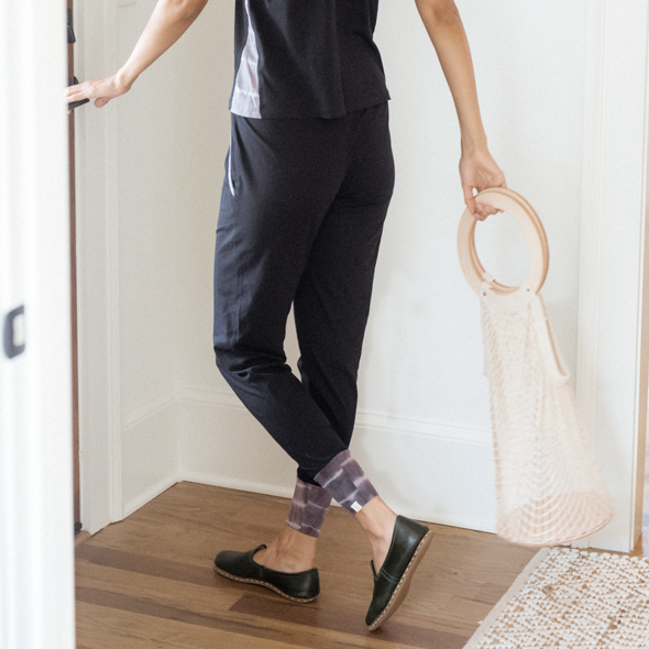 The Nuro Jogger in Black