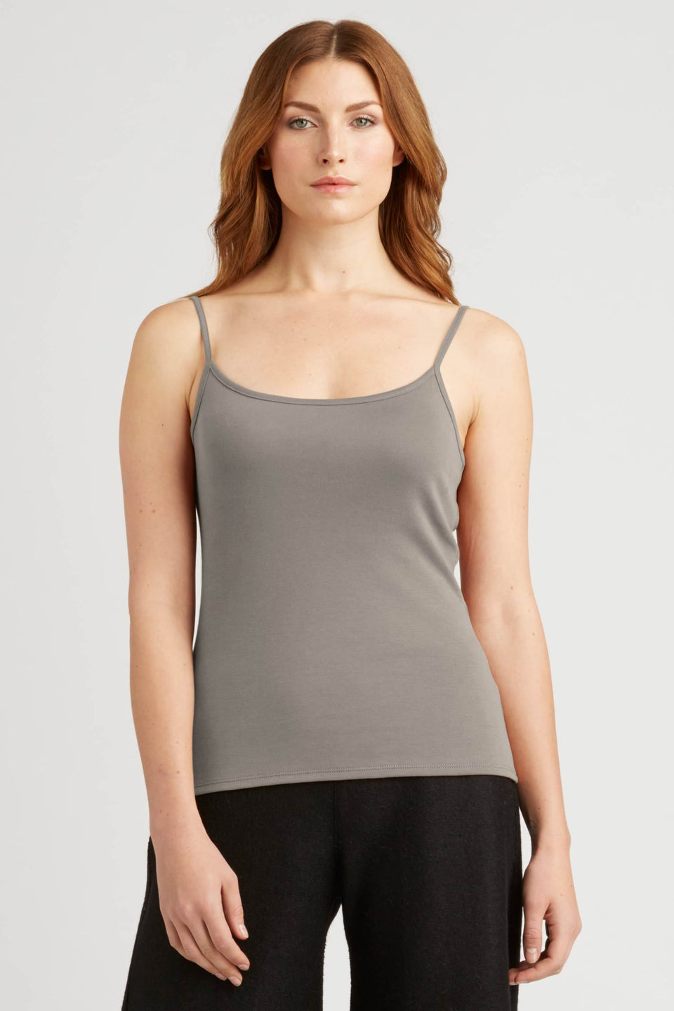 Essential Camisole in Grey