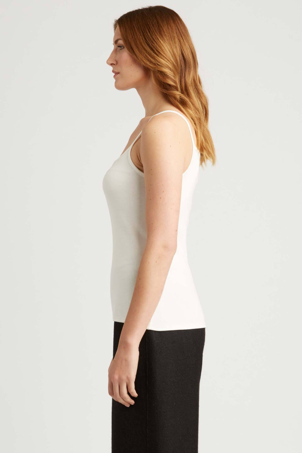 Essential Camisole in Ivory