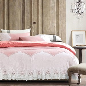 Svetanya Lace Sheet Pillowcase