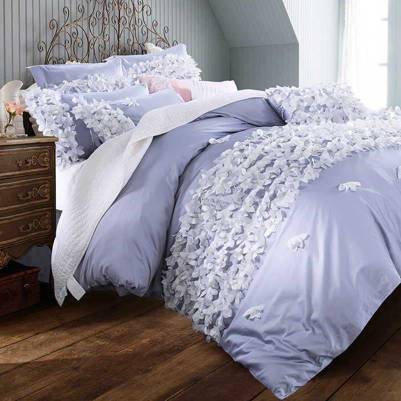 Svetanya Princess Embroidered Bedding Sets