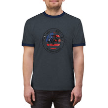 Load image into Gallery viewer, Unisex Ringer Tee