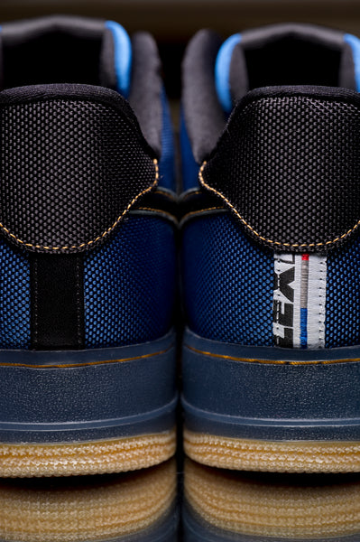*奢華 X 奢華:NIKE Air Force 1 Bespoke by Lexdray 11