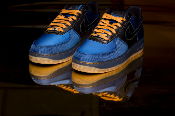 *奢華 X 奢華:NIKE Air Force 1 Bespoke by Lexdray 13