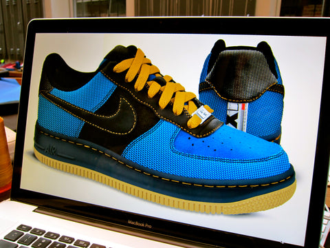 *奢華 X 奢華:NIKE Air Force 1 Bespoke by Lexdray 4