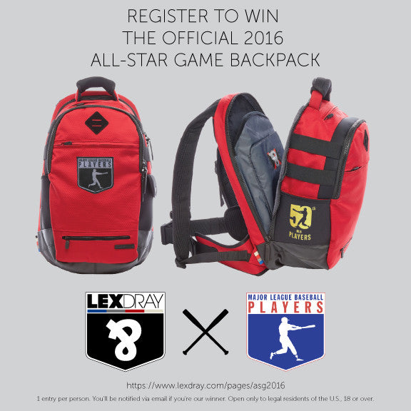 Register to Win the  All-Star Game Backpack