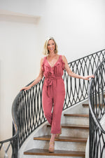WALK INTO THE WEEKEND JUMPSUIT