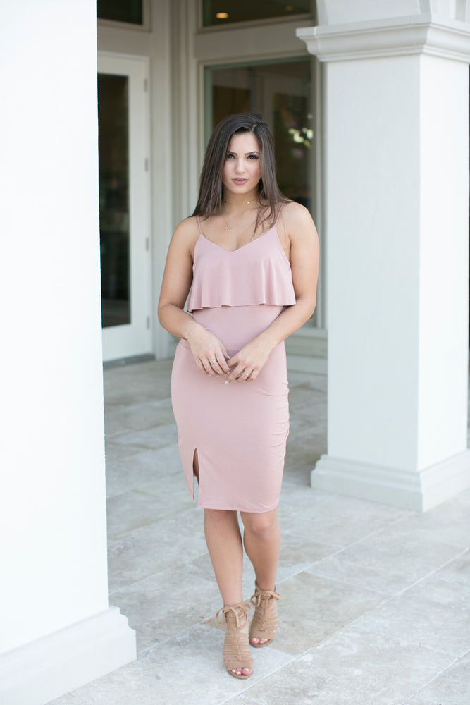 ROSE´BODYCON DRESS