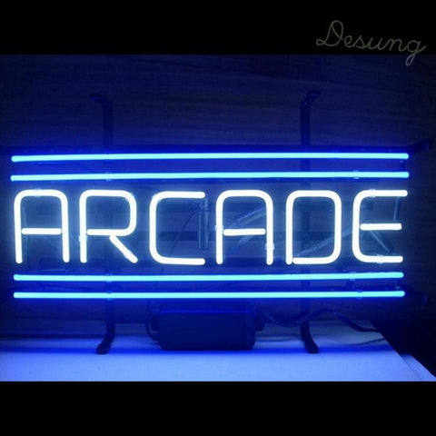 Desung ARCADE (Business - Game) Neon Sign