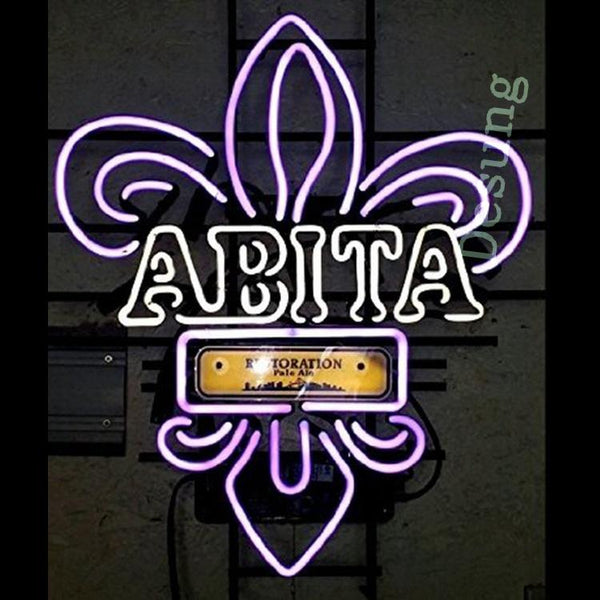 Desung Abita Restoration Pale Ale (Alcohol - Beer) neon sign