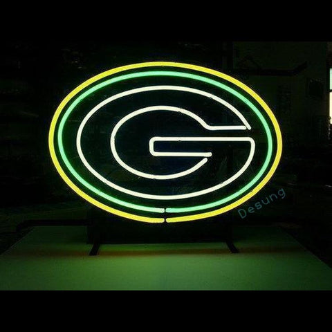Desung Green Bay Packers (Sports - Football) neon sign