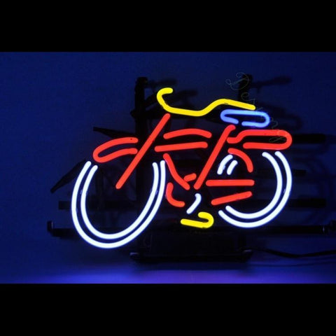 Desung New Belgium Fat Tire Beer Lamp (Alcohol - Beer) Neon Sign
