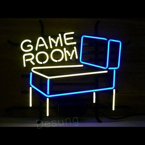 Pinball Arcade Game Room (Business - Arcade) Neon Sign