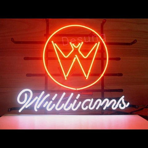 Williams Arcade (Business - Arcade) Neon Sign
