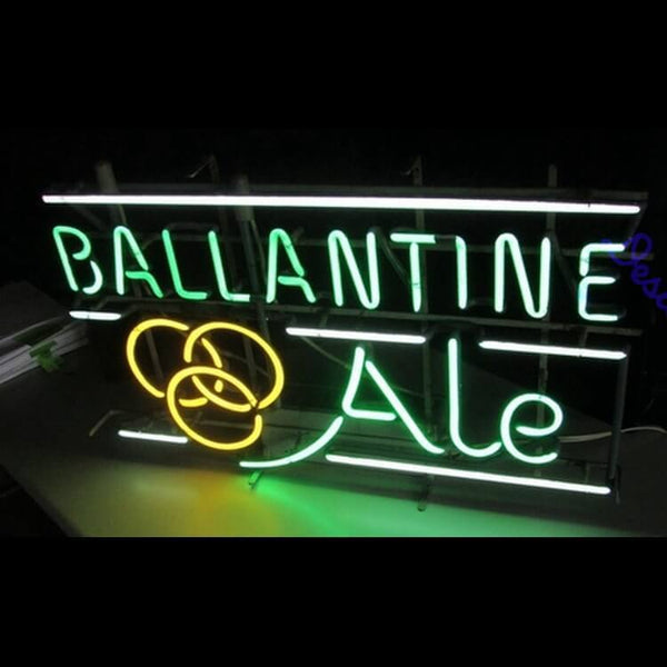 "Desung Ballantine Ale Neon Sign alcohol 124BR264BAN  1777  24""  bar  beer"