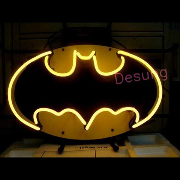 Desung Batman Comic Hero Neon Sign personal 118OT124BCH 1637 18""