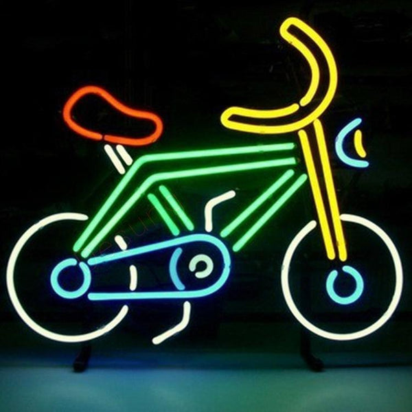 "Desung Bike Decorate Neon Sign business 120OT332BDN 1845 20"" bar"