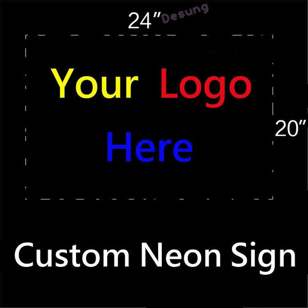 Custom Neon Light Sign Wall Decor Man Cave