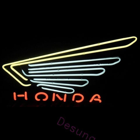 Desung Honda Powersports Neon Sign auto 118AM155HNS 1668 18""