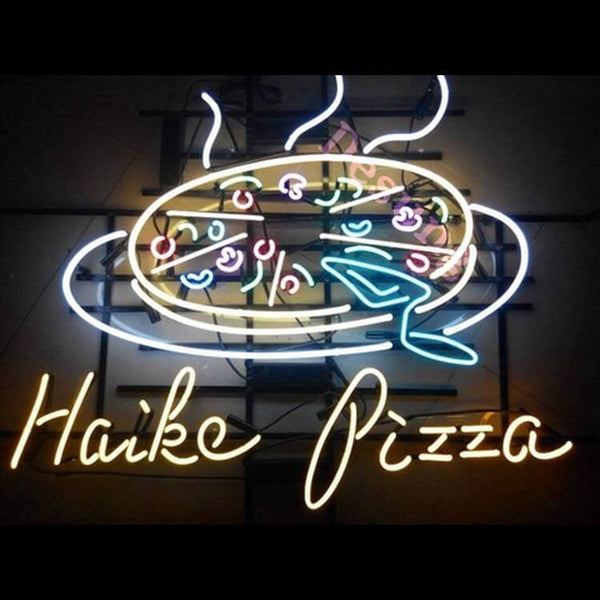 "Desung Pizza Shape Neon Sign business 120BS392PSN 1905 20"" restaurant"