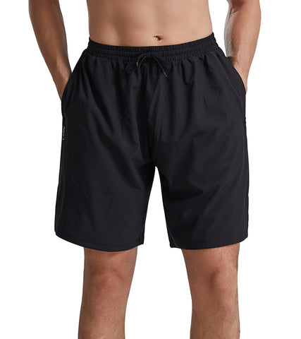 LOVESOFT Men's Quick-Dry Fitness Running Yoga Shorts