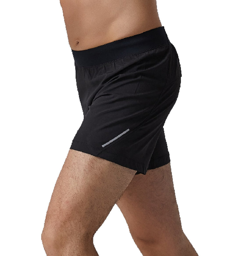 LOVESOFT Men's Stretch Tight Quick-Dry Fitness Running Yoga Shorts