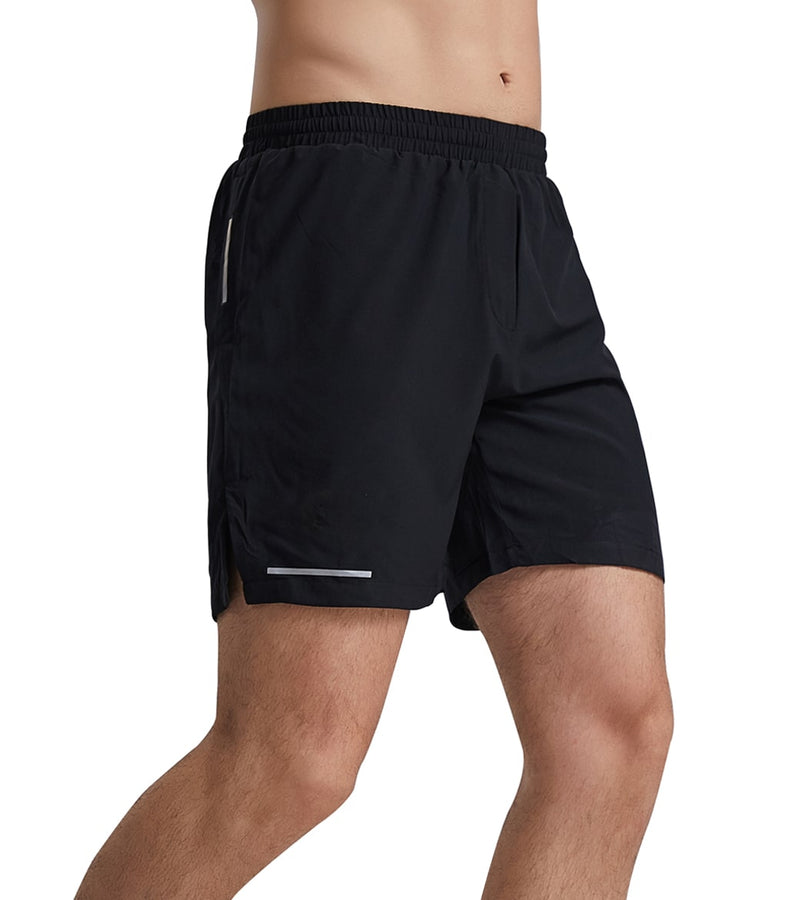 LOVESOFT Men's Stetch Tight Quick-Dry Fitness Running Yoga Shorts