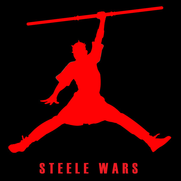 Steele Wars - Chicago Sports Reference Sticker 5 Pack