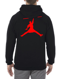 Steele Wars - Chicago Sports Reference - Black Hooded Pullover - PREORDER FOR 10% OFF