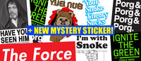 Steele Wars - Sticker Pack - PATREON BONUS