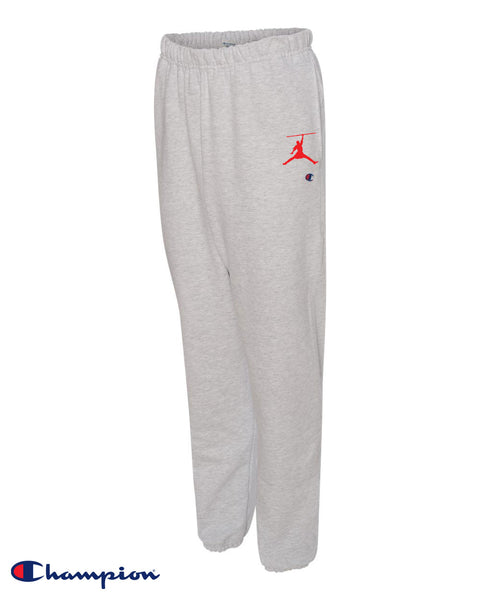 Steele Wars / Champion  - Chicago Sports Reference - Ash Reverse Weave Sweatpants with Pockets