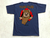 Steele Wars - Yub Nub - Navy T-shirt
