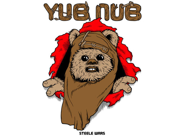 Steele Wars - Yub Nub Sticker 5 Pack