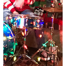 "Snare Drum From ""Rockin Around The Christmas Tree"" Video - Autographed"