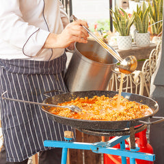 August is Paella Month at Brindisa Hildreth St