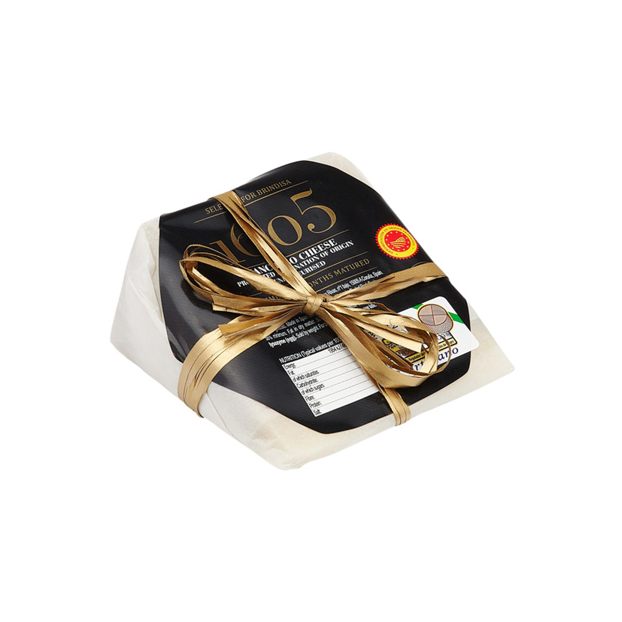 1605 Manchego cured wedge: £8.95