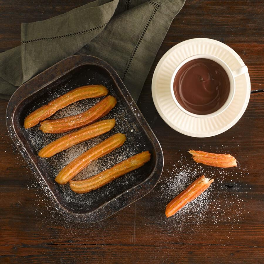 Frozen Churros to Bake at Home