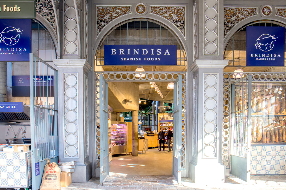 Brindisa Borough Market Shop