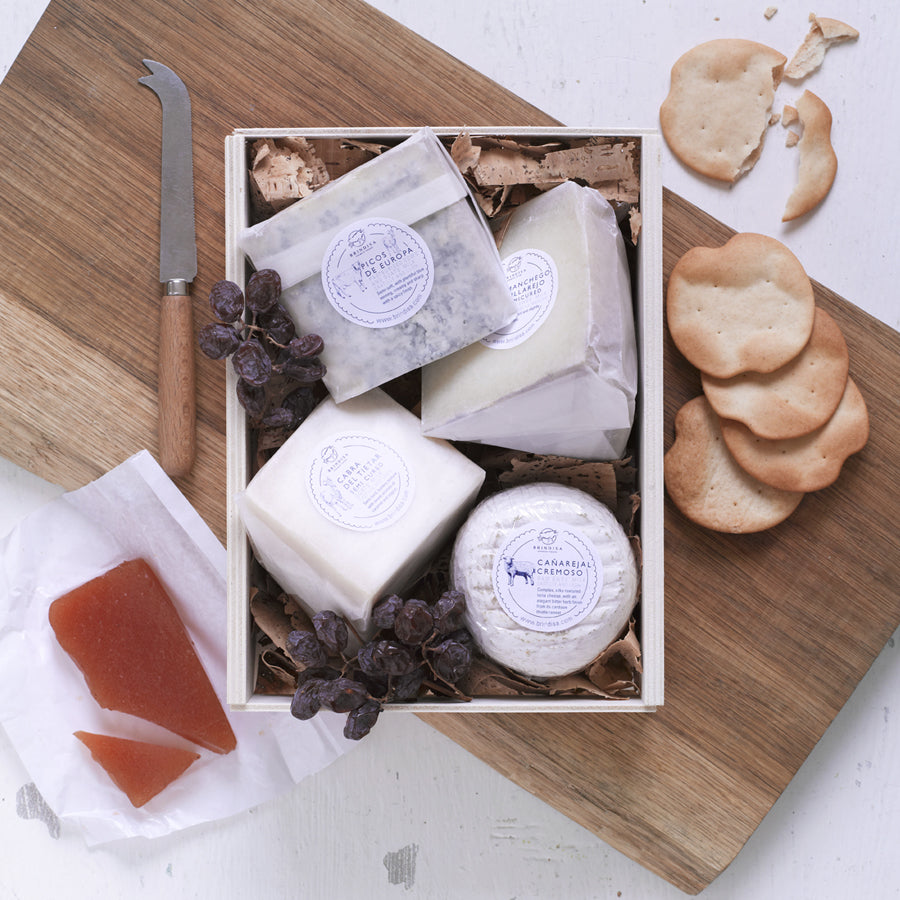 Classic Cheese Box £45