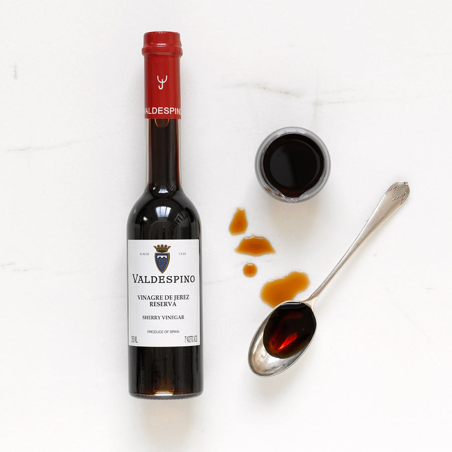 Valdespino sherry vinegar: £7.25