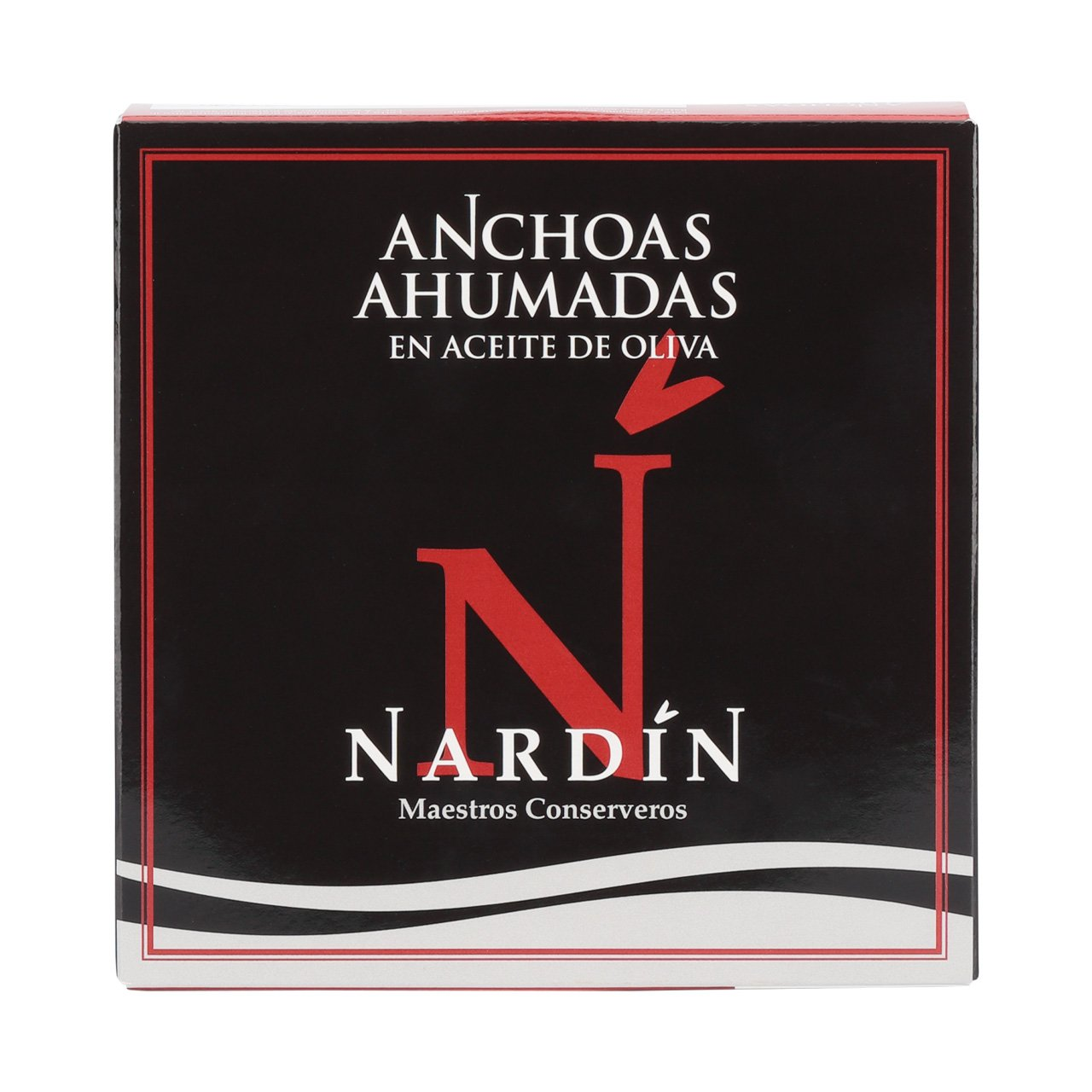 Nardin Smoked Anchovies: Now £8.85, Was £17.95
