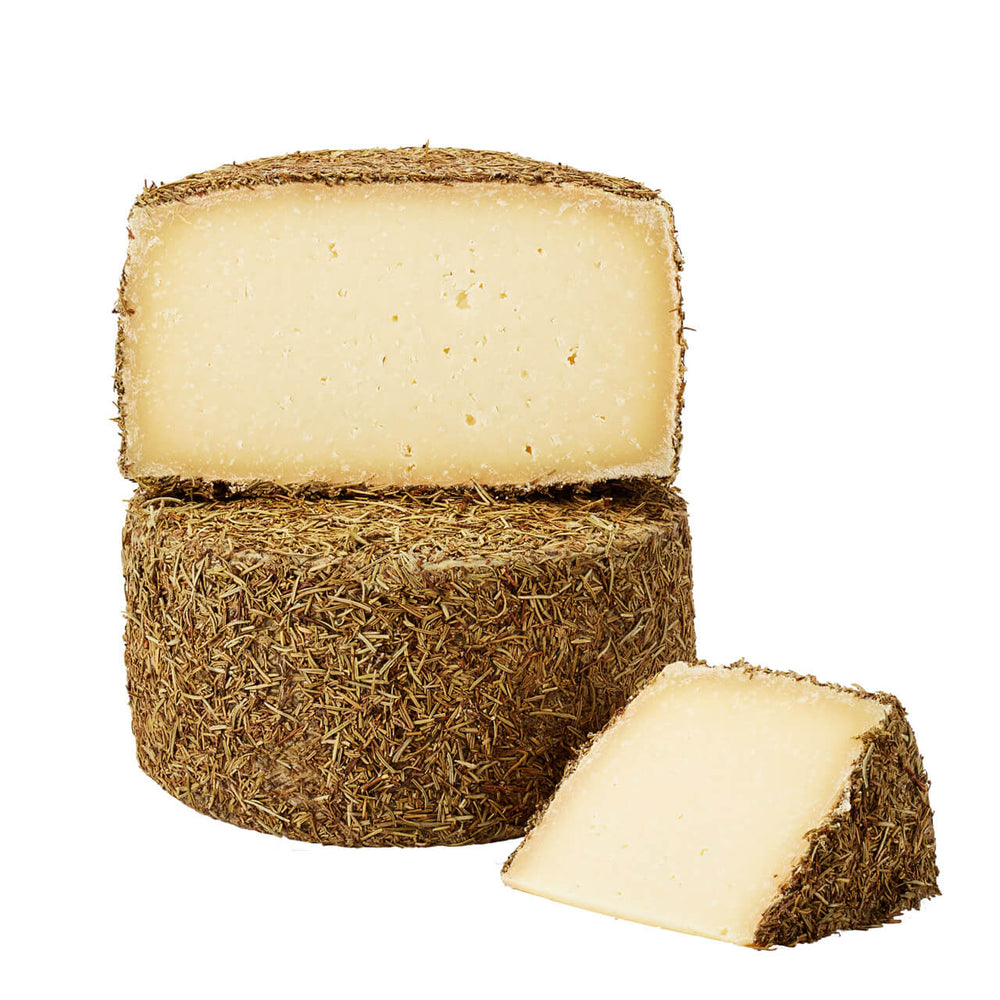 Villarejo Rosemary Cured Cheese, 4 Sizes